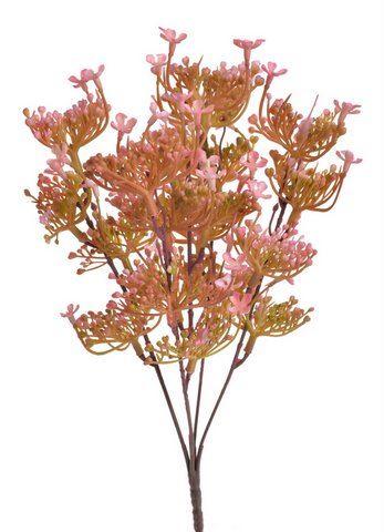 Bukiet drobnych kwiatkow 32cm