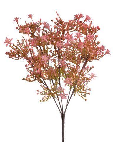 Bukiet drobnych kwiatków 32cm