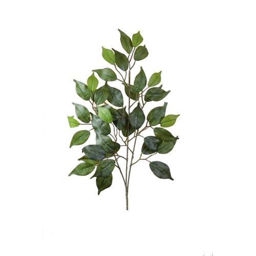Fikus liść x3 47cm /3339 green