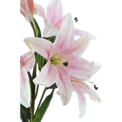 LILY SPRAY MST1627 POWDER PINK