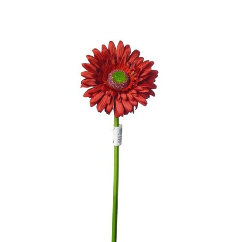 SMALL GERBERA SUN529 RED 1222A