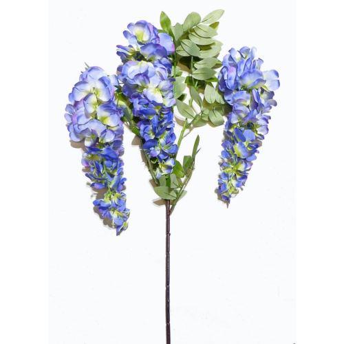 Wisteria x3 100cm GJ001 blue violet