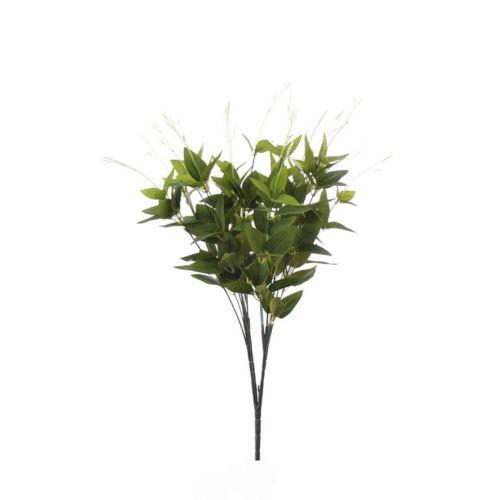 Bukiet barwinek x16 48cm green