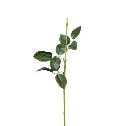 Łodyga do róży 80cm 3lvs MY115 green