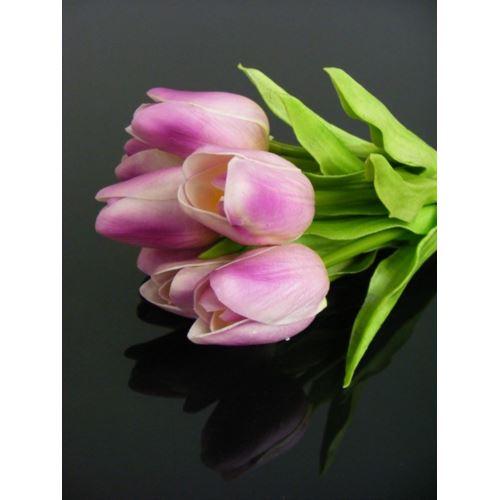 Tulipan z pianki x7 -sztucz.rosl.