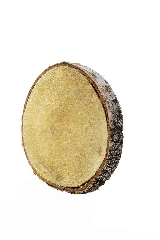 Plaster drewna brzoza (18) śr. 17-19cm  z-7,5