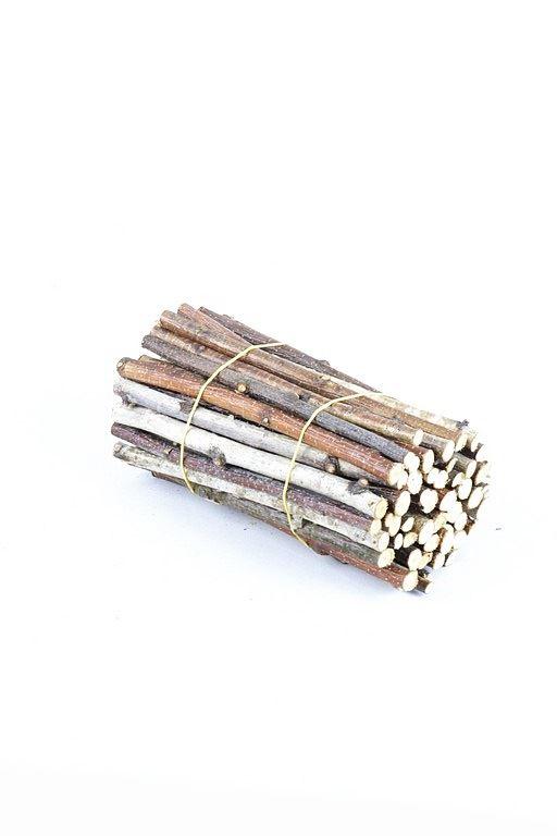 Patyki brzozowe drobne 18cm  z-18