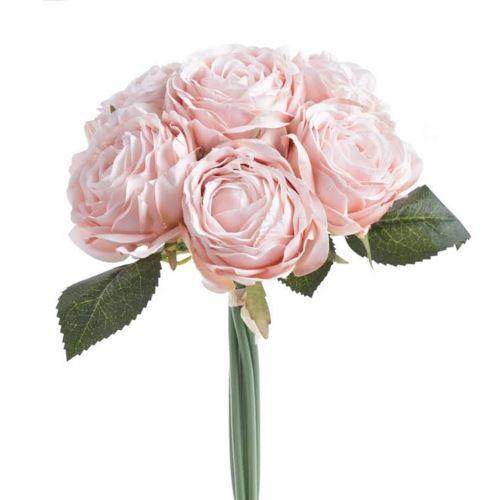 Bukiet róż x7 28CM
