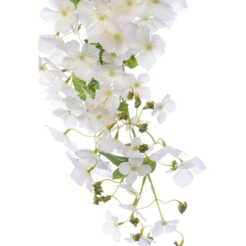Hortensja ogrodowa zwisająca 100cm white