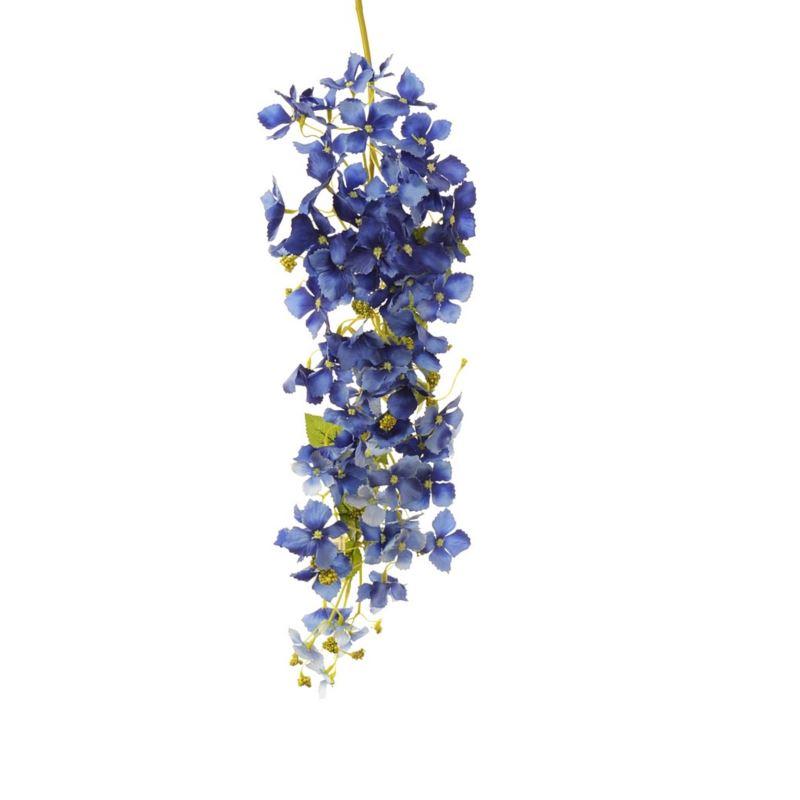 Hortensja ogrodowa zwisająca 100cm blue