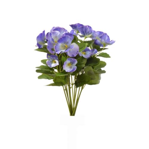 Bratek single pansy 30cm sun417 Blue
