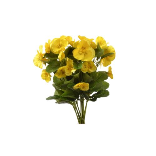 Bratek single pansy 30cm sun417 Yellow