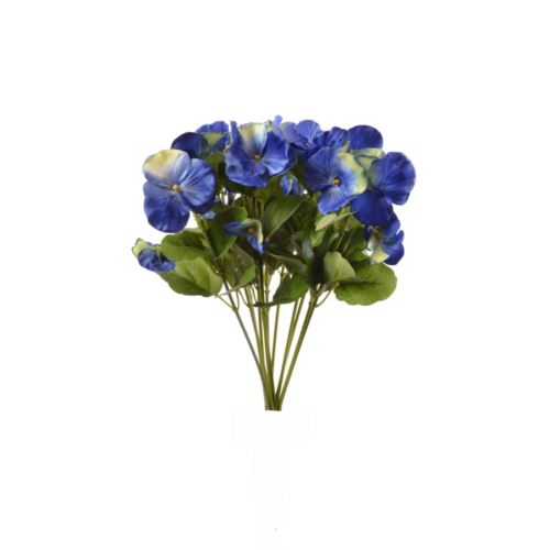 Bratek single pansy 30cm sun417 Dt.Blue