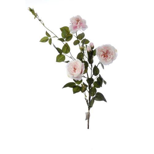Róża gałązka 110cm SUN541 powder pink