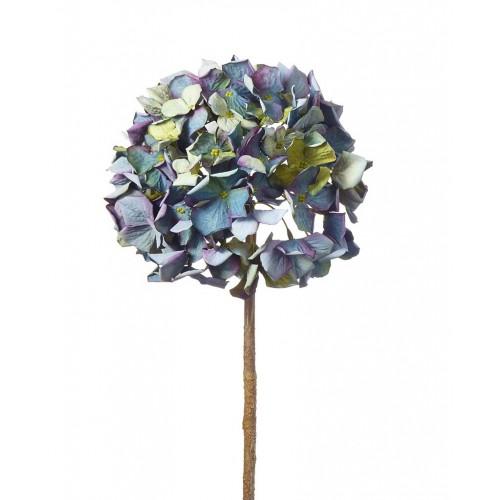 Hortensje 60cm niebieski