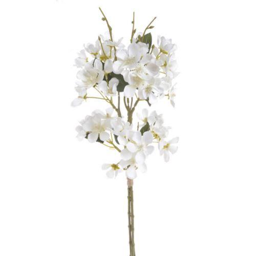 Galazka kwitnacej jabloni 50cm 3szt/pecz. white