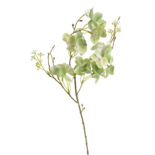 Hortensja gałązka 50cm lt green