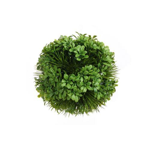KULA DEKORACYJNA 15CM GREEN