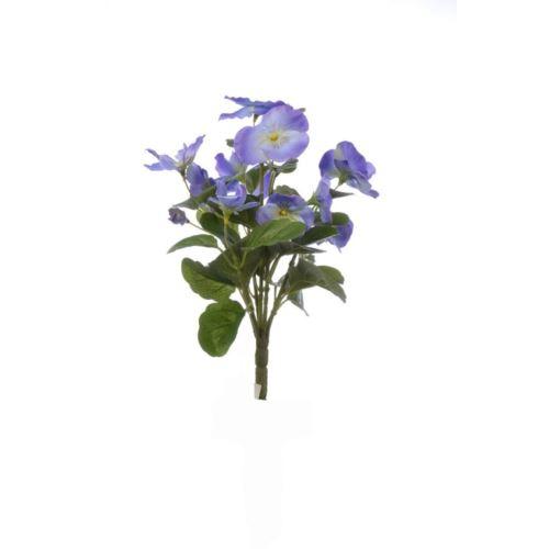 BRATEK PANSY BUSH 30 CM SUN418 BLUE VIOLET