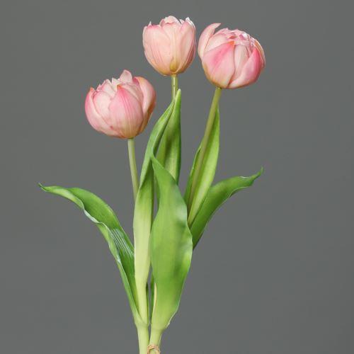peony-tulip bundle x3 39 cm pink z-29,5