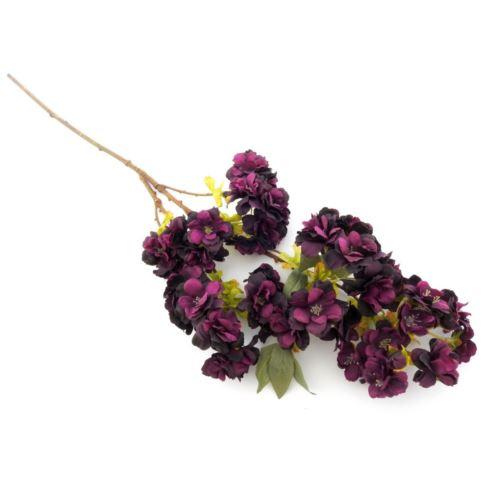 Kwitnąca wiśnia cherry blossom 80cm  dk purple