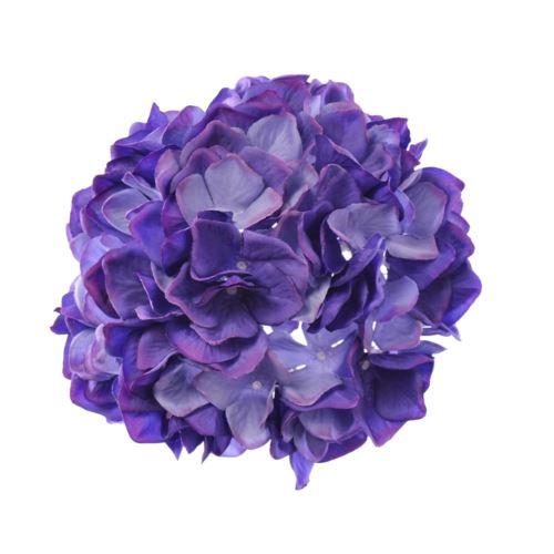 Hortensja głowa 20cm my83 16 lavender