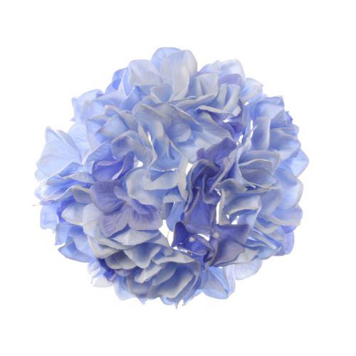 Hortensja głowa 20cm my83 Two tone blue