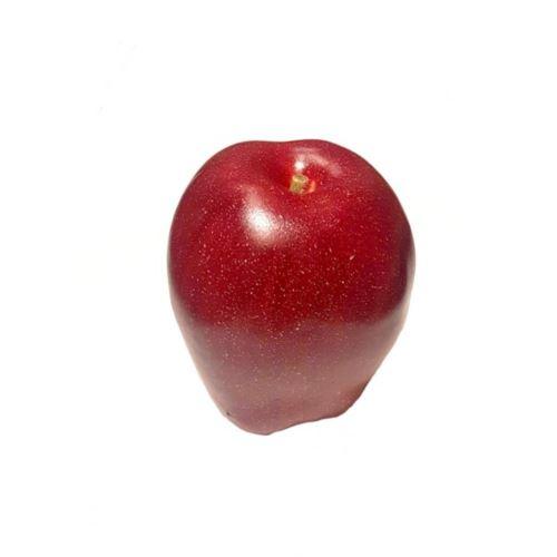 Owoc jabłko 8 cm dk red