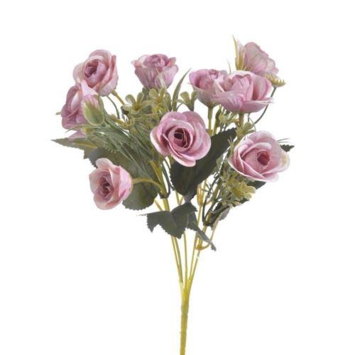 Bukiecik roz x10 30cm