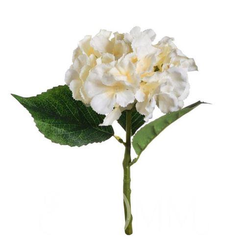 Hortensja mała 33cm cream R055