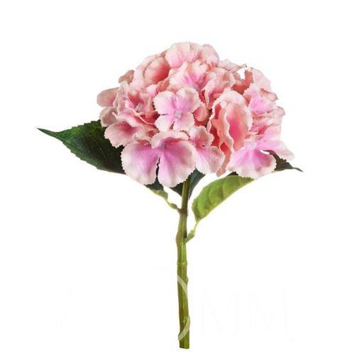 Hortensja mała 33cm pink R055
