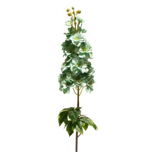 Ostróżka delfinium 89cm blue/mint