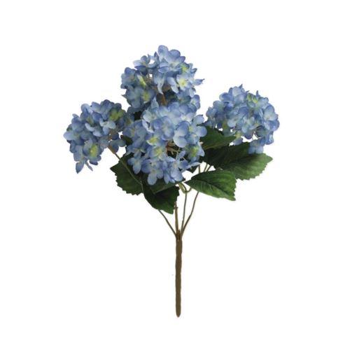 BUKIET HORTENSJA X5 36CM /W028 BLUE