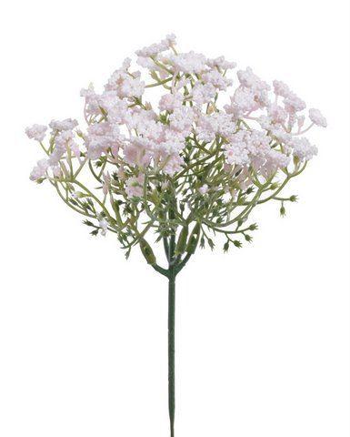 Drobne kwiatuszki pik LT.PINK 3szt/pecz.