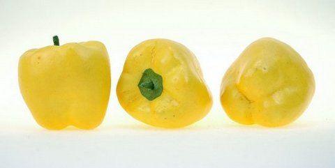 Papryka 6szt -sztucz. rosl. żółta