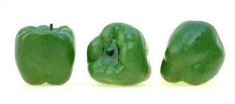 Papryka 6szt -sztucz. rosl. zielona