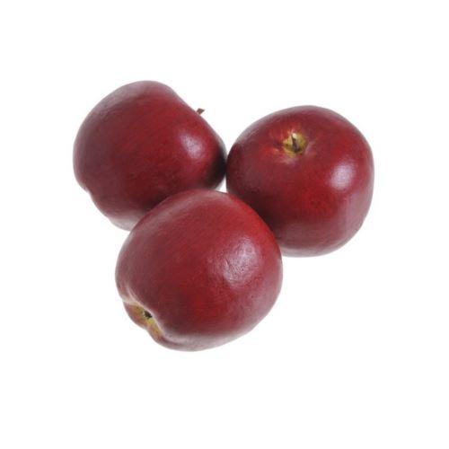 Jablko duze 6szt/pacz. -sztucz. owoc RED