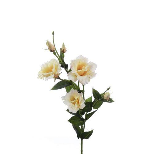 Eustoma gałązka 83cm sun345 pearl peach