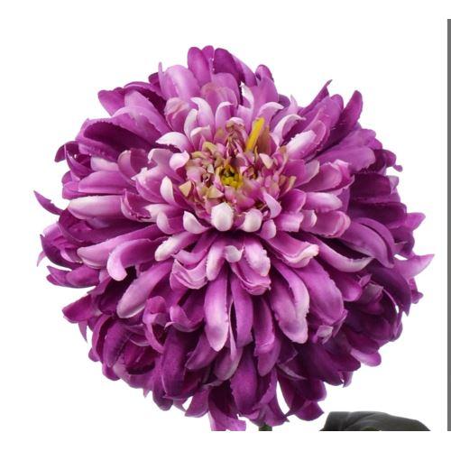 Chrysanthemum 87 cm art119 violet