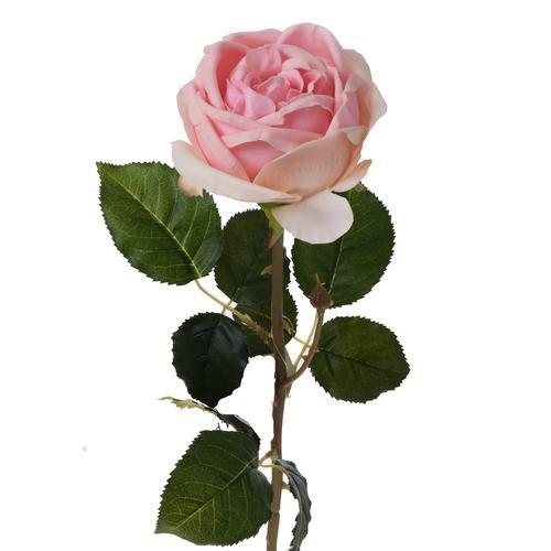 Róża poj. natural touch 75cm lt pink