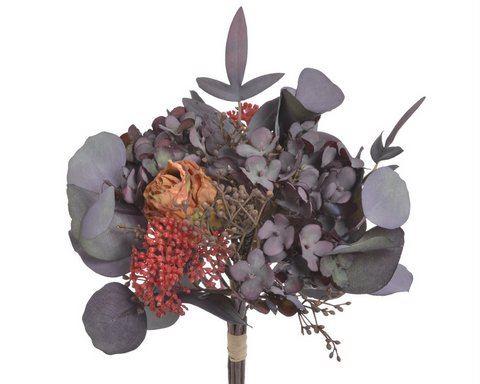 Bukiet jesienny z hortensja 31cm
