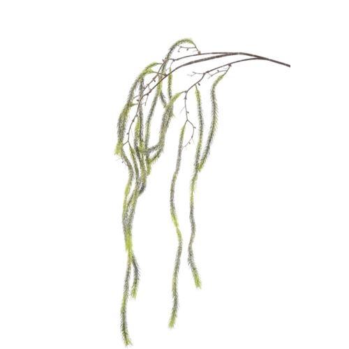 Galązka jodly ozdobny zwis zielony 150cm