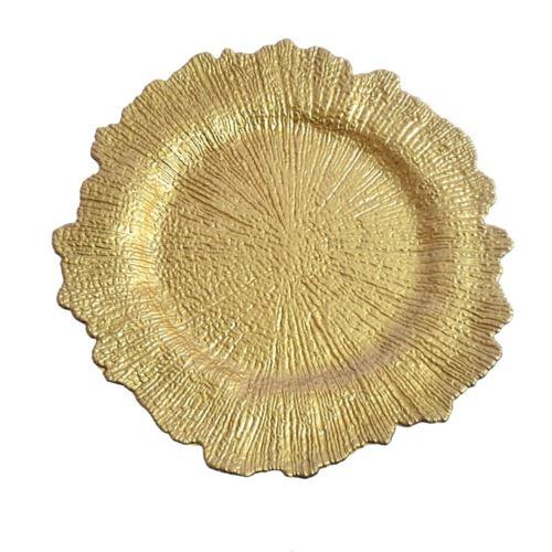 PODKŁADKA PODTALERZ 34cm - GOLD