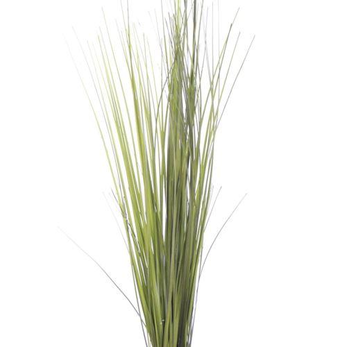 Galązka trawy ozdobnej zielona 78cm