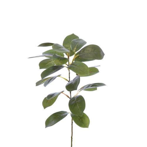 Gałązka liście mandarynki 40cm  green