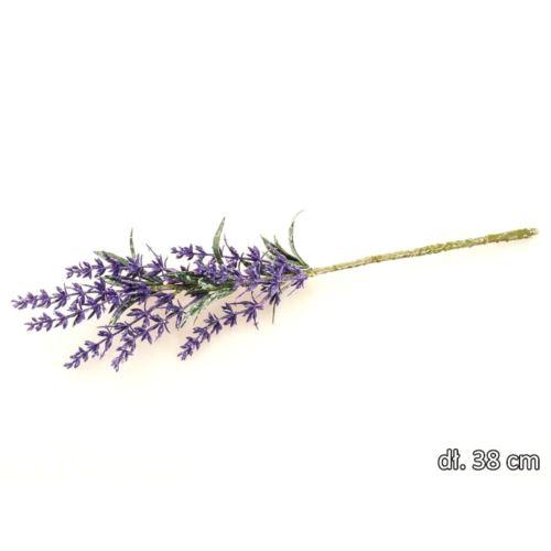 Gałązka lavendy 35cm lavender