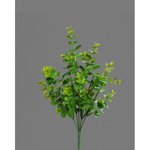 Eukaliptus bush, 37 cm, green, 24/144