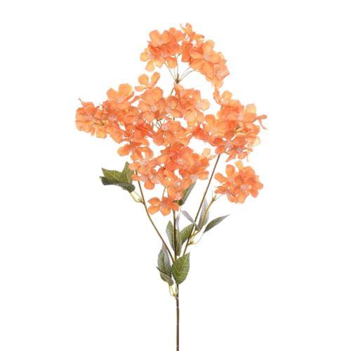 Gałązka kwitnąca 62cm spring orange