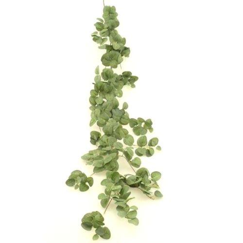 Girlanda z eukaliptusa 180cm powder green