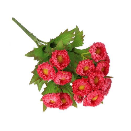 Stokrotka x5 drobna 23cm /9925 pink 006